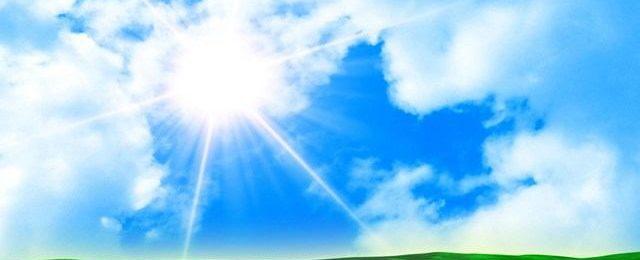 Ηλιόλουστος ο καιρός τις επόμενες μέρες, πιθανή αλλαγή σε 10 μέρες