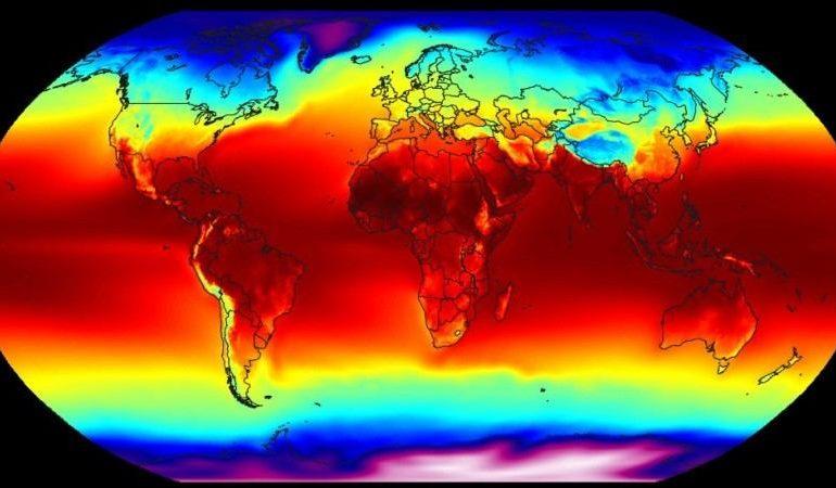 Ιστορικό αρχείο θερμοκρασιών της γης 2 εκατ. ετών!!!
