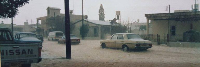 29 χρόνια από την καταστροφική χαλαζοθύελλα στα Κοκκινοχώρια