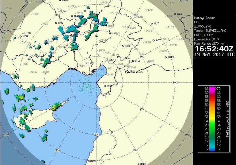 Αυξάνονται οι βροχές από τα δυτικά