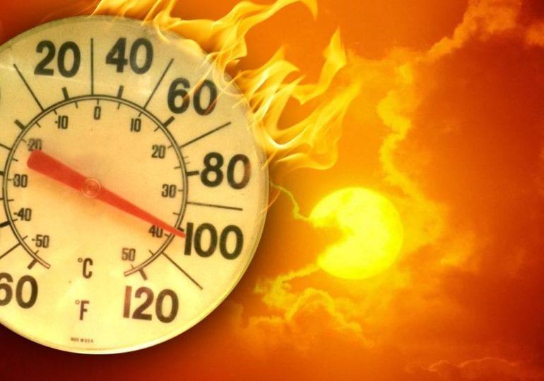 Στους 40 βαθμούς Κελσίου ο υδράργυρος σήμερα