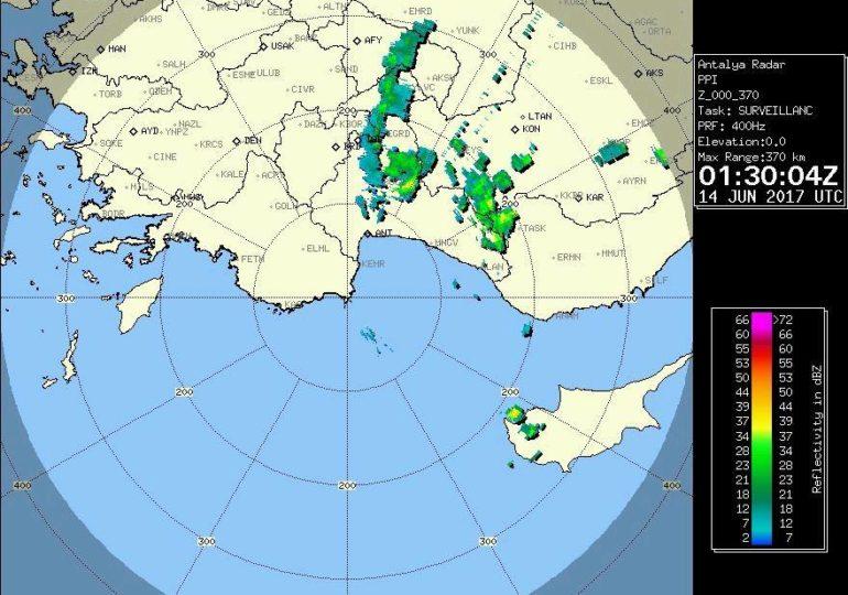 Τοπικές βροχές και καταιγίδες το απόγευμα