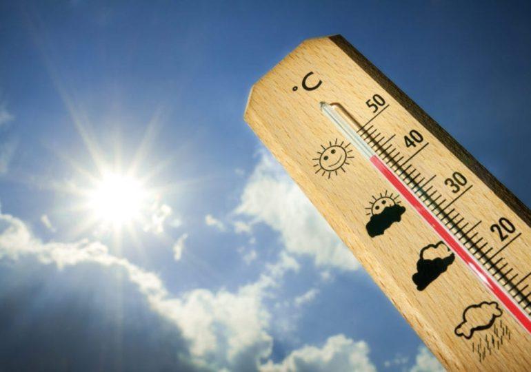 Ξεπέρασε τους 45 βαθμούς Κελσίου σήμερα η θερμοκρασία