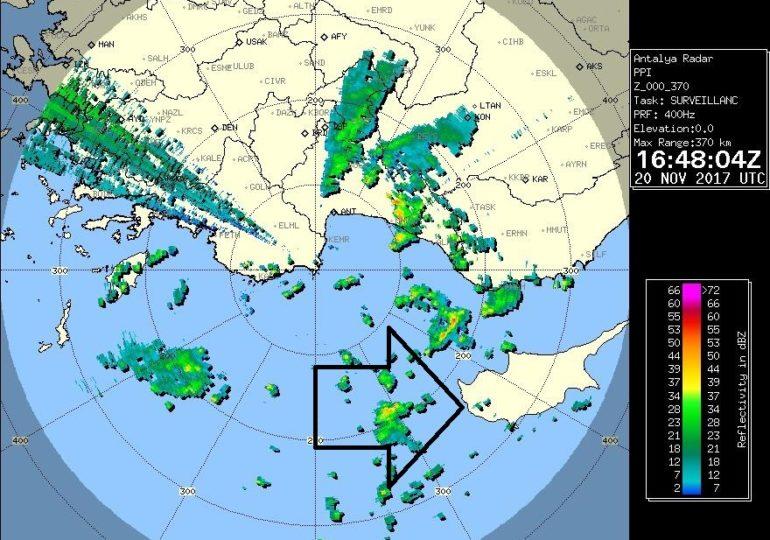 Επιστρέφουν οι βροχές τις επόμενες ώρες-Σημαντική ενίσχυση ανέμων