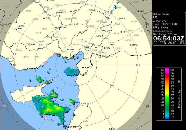 Παροδικά αυξημένες νεφώσεις με τοπικές βροχές/καταιγίδες σήμερα