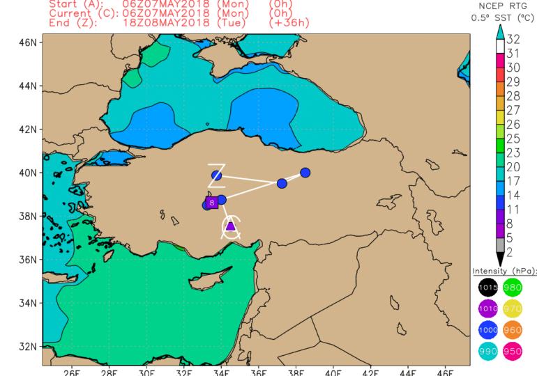 Βροχές και καταιγίδες σε αρκετές περιοχές το επόμενο 24ωρο