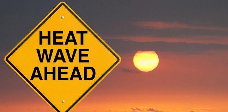 Σε συνθήκες καύσωνα από αύριο η Κύπρος – Κίτρινη προειδοποίηση από το KitasWeather