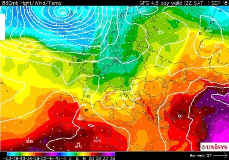 Το φθινόπωρο μας υποδέχεται με καύσωνα - Επιστρέφουν τα 40άρια+