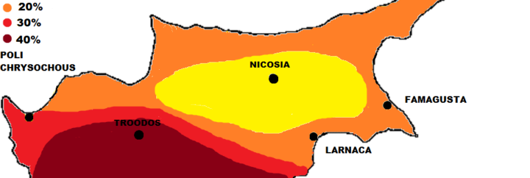 Πορτοκαλί προειδοποίηση για έντονη βροχόπτωση - Κίτρινη προειδοποίηση για πολύ ισχυρούς έως θυελλώδεις ανέμους!