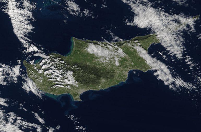Η Κύπρος από ψηλά πριν και μετά την Ευρυδίκη