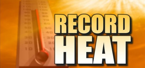Νέο ρεκόρ υψηλής θερμοκρασίας - Στους 43 βαθμούς ο υδράργυρος!