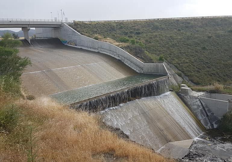 """""""Αυξάνεται"""" αργά και σταθερά η εισροή νερού στα φράγματα - Πάμε για νέο ρεκόρ εισροών"""