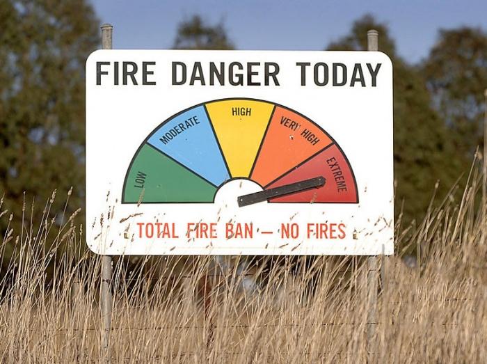 Κόκκινος συναγερμός από Τμήμα Δασών - Πυρκαγιά σε εξέλιξη (βίντεο)