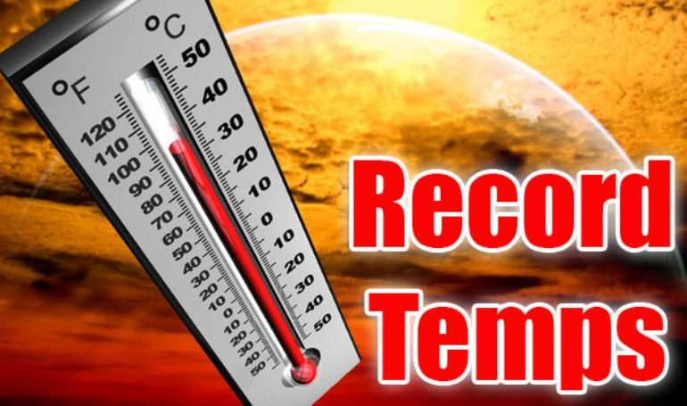 Στους 44 βαθμούς Κελσίου ο υδράργυρος - Καταρρίφθηκαν νέα ρεκόρ Μαΐου