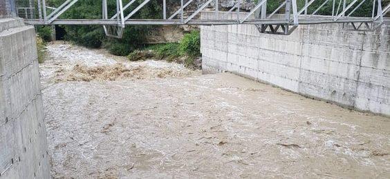 Διπλάσια η εισροή νερού μετά τις χθεσινές καταιγίδες