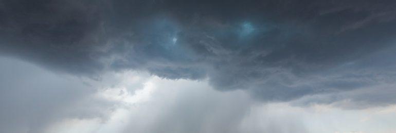 Πορτοκαλί προειδοποίηση για τοπικά ισχυρές και ακραίες καταιγίδες