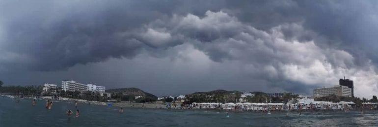 Η βροχόπτωση Ιουνίου ξεπέρασε το 250%