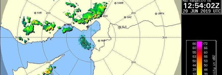 Έκτακτο δελτίο - Ισχυρές καταιγίδες σε εξέλιξη (εικόνες/βίντεο) (Update 1)