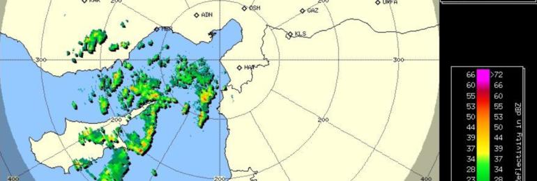 Έκτακτο - Καταιγίδες επηρεάζουν το νησί
