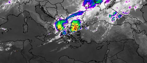 Ακραίες καταιγίδες με νεκρούς πλήττουν την Ελλάδα (εικόνες/βίντεο)