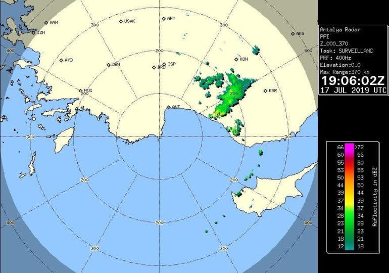 Γενικεύονται οι βροχές τις επόμενες ώρες (εικόνες/βίντεο)