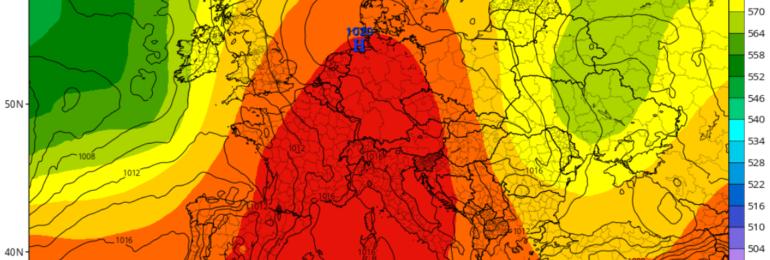Κοντά στους 40 βαθμούς η θερμοκρασία έως το τέλος του μήνα - Αυξάνεται σταδιακά η υγρασία