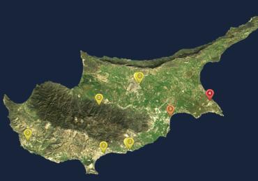 Στο κόκκινο η σκόνη made in Cyprus