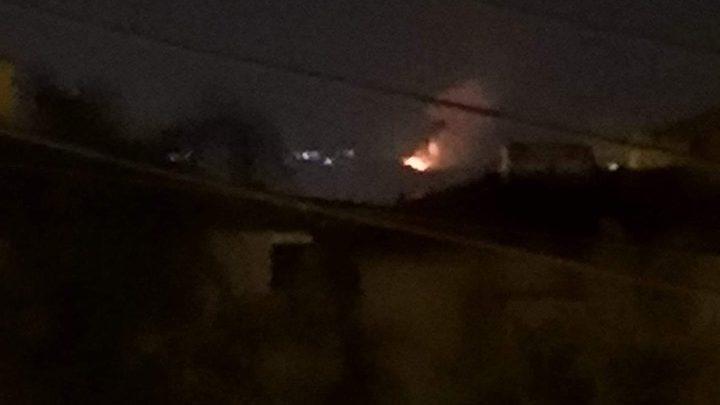 Ισχυρή έκρηξη στον Πενταδάκτυλο ταρακούνησε την Λευκωσία (Βίντεο)