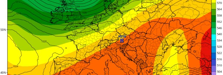 Τοπικές βροχές/καταιγίδες το επόμενο 3ήμερο - Θερμοκρασίες κάτω των κανονικών την Δευτέρα