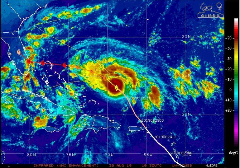 Ο πρώτος ισχυρός τροπικός κυκλώνας στον Ατλαντικό για αυτή τη σεζόν ?