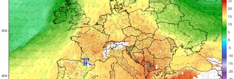 Παραμένει αρκετά θερμός για την εποχή ο καιρός - Μικρές πιθανότητες μεμονωμένων βροχών
