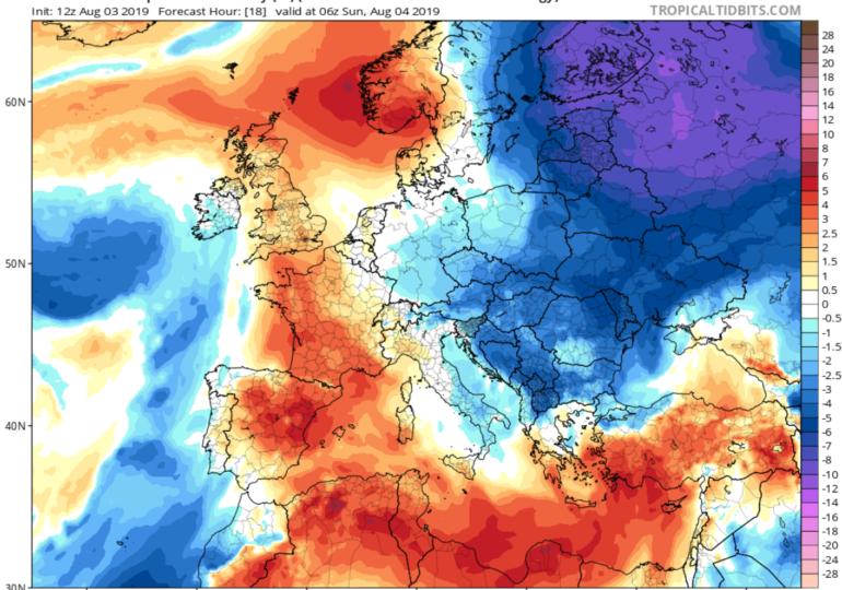 """Αύριο η πιο """"θερμή"""" μέρα μέχρι στιγμής για το φετινό καλοκαίρι"""