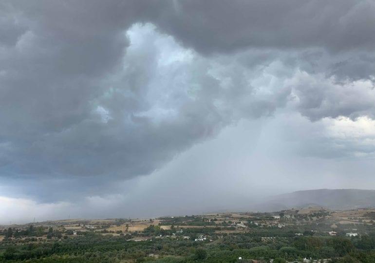 Ξεπέρασε το 200% η βροχόπτωση Σεπτεμβρίου