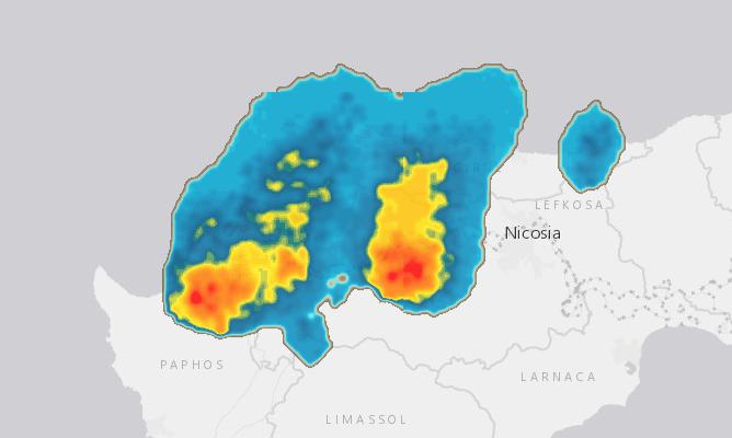 Έκτακτο δελτίο - Ισχυρές καταιγίδες σε εξέλιξη (Update 1)