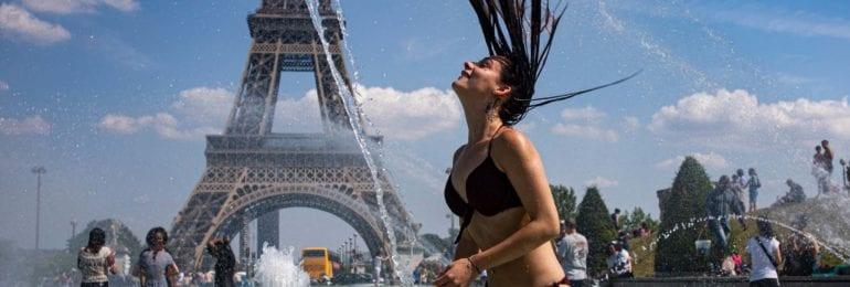Πάνω από 1500 θανάτους προκάλεσαν οι ακραίοι καύσωνες στη Γαλλία τους μήνες Ιούνιο και Ιούλιο