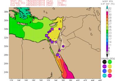 """Το σύστημα """"Θησέας"""" θα συνεχίσει να δίνει βροχές και καταιγίδες - Σε ισχύ πορτοκαλί προειδοποίηση"""