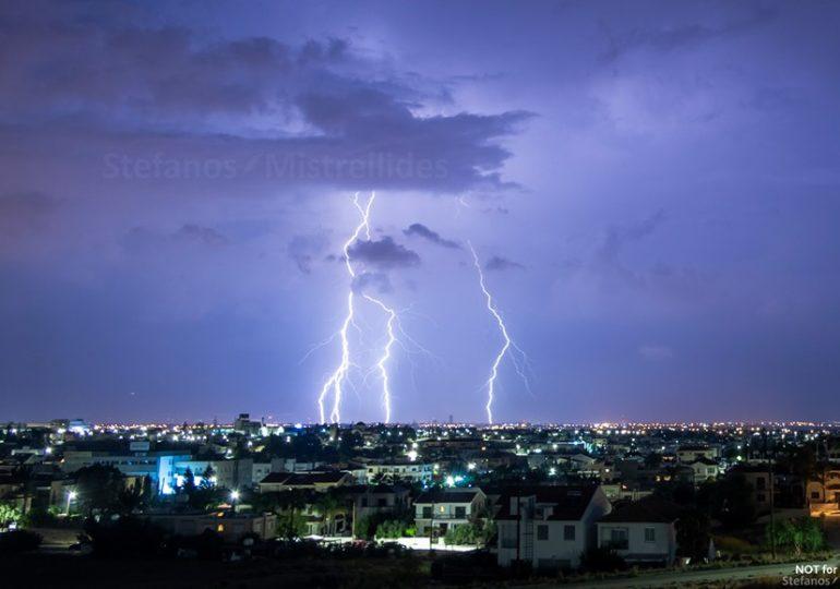 Συμπληρώνεται σταδιακά η βροχόπτωση του μήνα - Αυξάνεται η εισροή νερού στα φράγματα