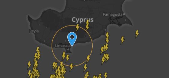 Έκτακτο δελτίο: Αρχίζει να επηρεάζει από τα νότια ο Θησέας
