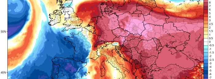 Ιδιαίτερα θερμός ο καιρός και αύριο - Πιθανότητα μεμονωμένων ψιχάλων ή/και ξηρών καταιγίδων