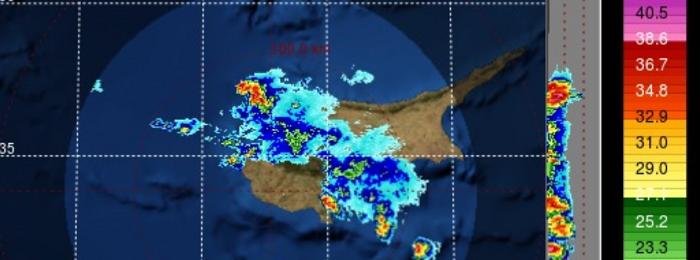 Έκτακτο δελτίο 4: Ισχυρές καταιγίδες σε εξέλιξη