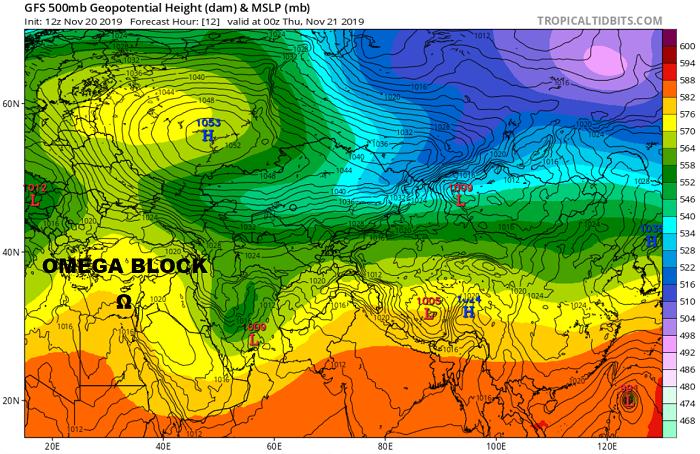 Σταδιακή πτώση της θερμοκρασίας - Σημαντική αύξηση πιθανότητων βροχής από βδομάδας