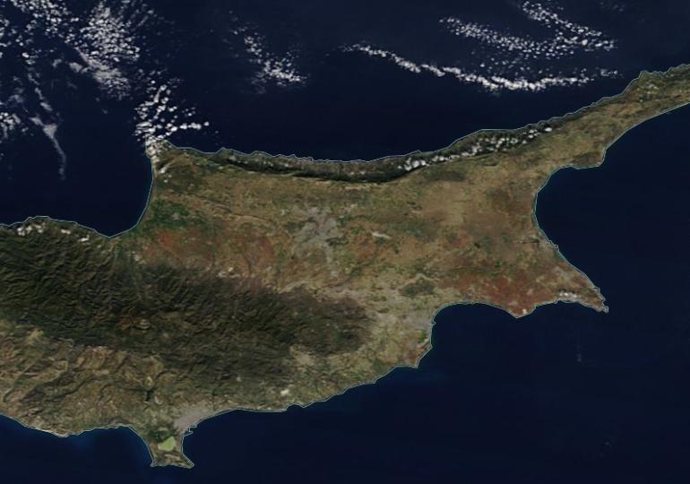 Άρχισε να πρασινίζει η Κύπρος μετά τις τελευταίες βροχές - Σύγκριση με την περσινή χρονιά