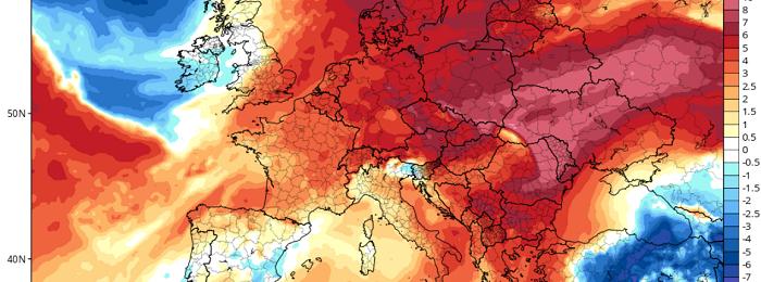 Σταδιακή αισθητή πτώση της θερμοκρασίας και ενδεχόμενο μεμονωμένων βροχών/νιφάδων χιονιού
