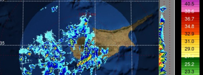 Βροχές χρυσάφι πέφτουν ανά το παγκύπριο - Πορτοκαλί προειδοποίηση σε ισχύ