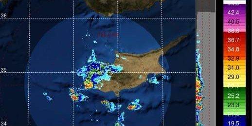 Πρωινή καιρική ενημέρωση - Γενικεύονται οι βροχές/καταιγίδες από τα δυτικά