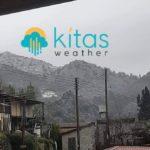 Χιόνια στα ορεινά/ημιορεινά το απόγευμα και απόψε – Αισθητή πτώση της θερμοκρασίας