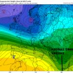 Πρόσκαιρη μεταβολή του καιρού με βροχές, τοπικές καταιγίδες και χιόνια αύριο Τρίτη