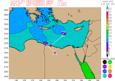 Επιδεινώνεται ο καιρός σταδιακά από αύριο το μεσημέρι με βροχές/καταιγίδες και χιόνια