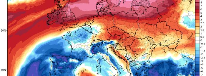 Η πρώτη ψυχρή εισβολή του φετινού χειμώνα - Χιόνια μέχρι τα υψηλότερα ημιορεινά