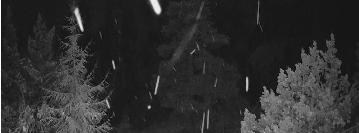 Καιρική ενημέρωση (23:10) - Χιονοπτώσεις και μηδενικές θερμοκρασίες στα ορεινά